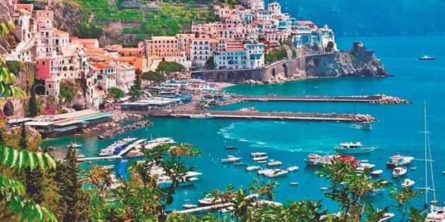 Куда поехать в июне: Амальфитанское побережье, Италия