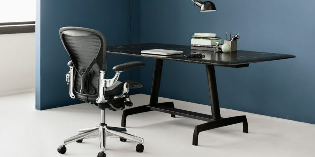 Организация рабочего места. Ортопедическое кресло