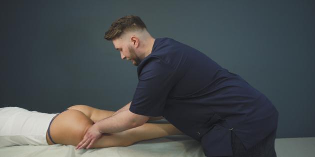 Как завершать антицеллюлитный массаж