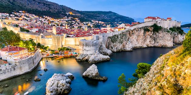 Куда поехать в июне: Дубровник, Хорватия