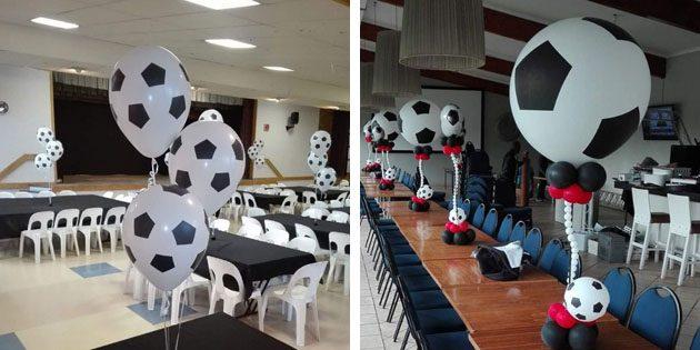 Сувениры к чемпионату мира. Надувные шары