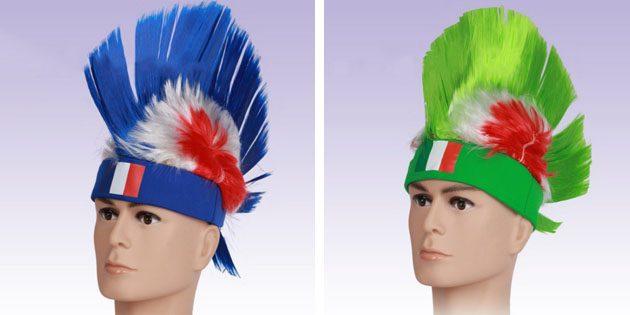 Сувениры к чемпионату мира. Ирокез