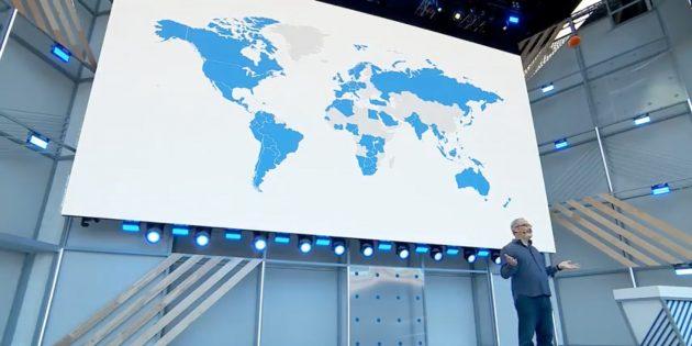 Важные итоги Google I/O 2018: Русскоязычный Google Assistant