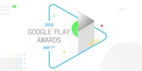 Стали известны победители Google Play Awards 2018