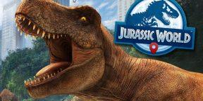Jurassic World Alive — как Pokémon GO, но с динозаврами
