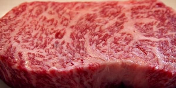 Как приготовить стейк: Мраморное мясо
