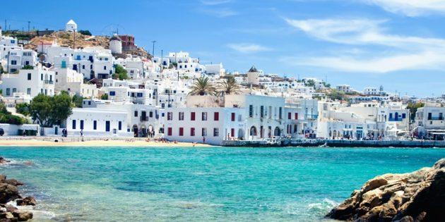 Куда поехать в июне: Миконос, Греция