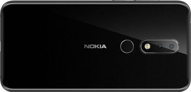 Nokia X6: камеры