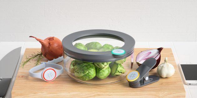 Контейнеры для продуктов. Ovie Smarterware