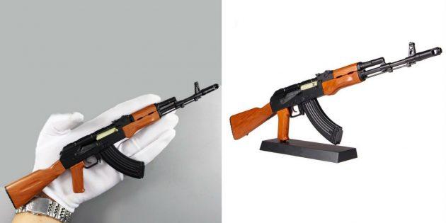 Модель АК-47