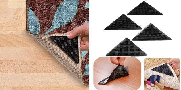 Накладки для коврика