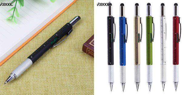 Ручка с несколькими функциями