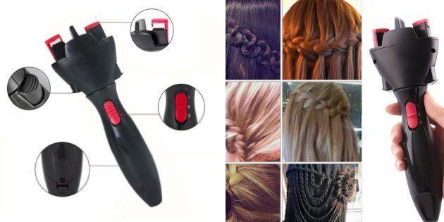 Инструмент для плетения кос