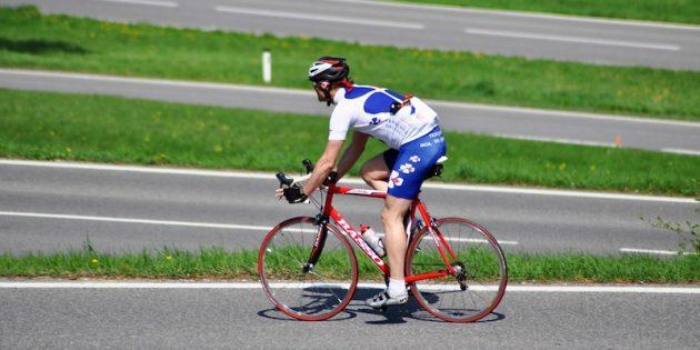 как ездить на велосипеде