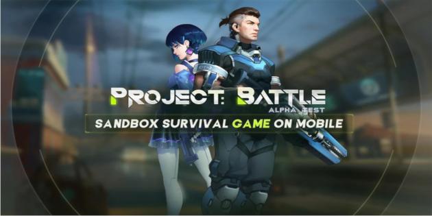 Project: Battle — аналог Fortnite для Android, который можно опробовать прямо сейчас