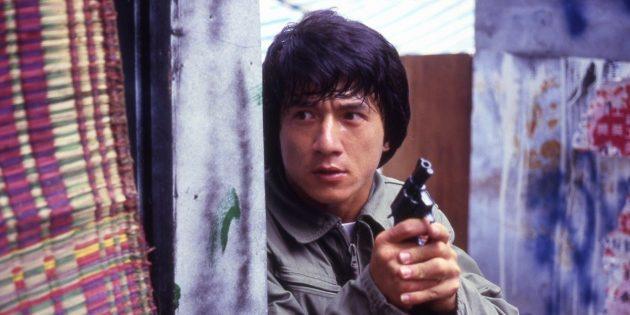 Лучшие фильмы с Джеки Чаном: «Полицейская история»