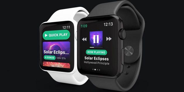 WWDC 2018. Apple Watch