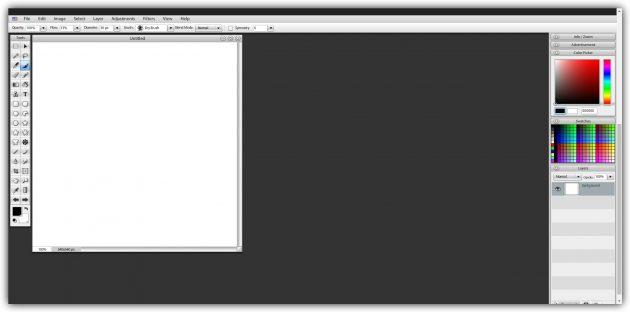 Бесплатные растровые редакторы: Sumo Paint