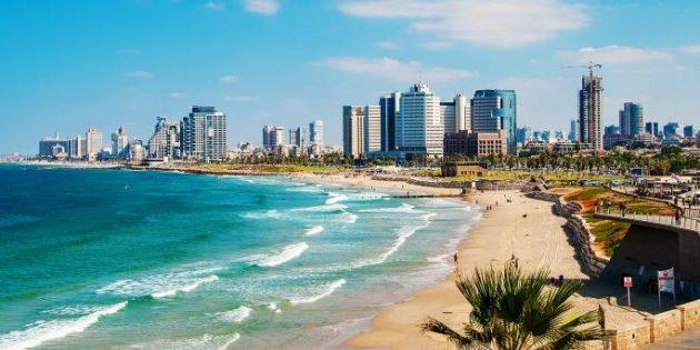 Куда поехать в июне: Тель-Авив, Израиль