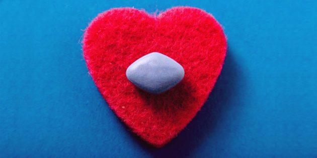 «Виагра»: как работает чудо-таблетка и поможет ли она женщинам