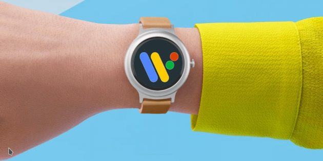 Google I/O 2018: Wear OS