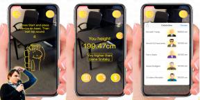 GHeight для iOS измерит ваш рост и сравнит со знаменитостями