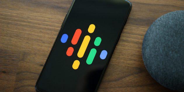 Компания Google выпустила новое приложение для подкастов