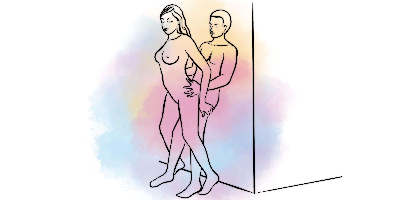 Секс позы для того чтгбы чувствовать член