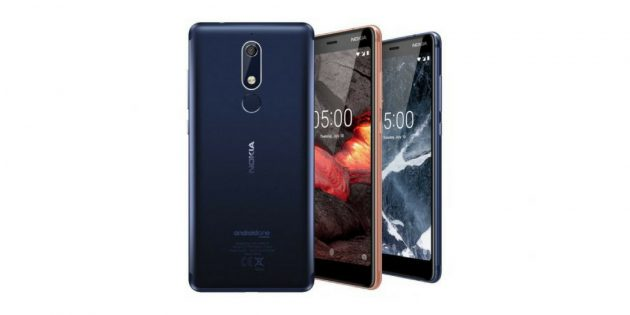Lenovo Z5. Nokia 5.1