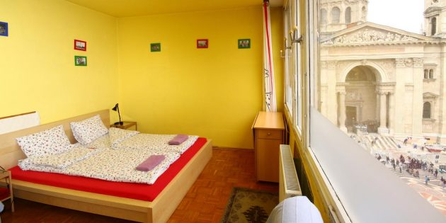 Pal's Hostel, Будапешт, Венгрия