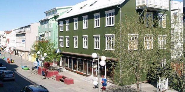 Akureyri Backpackers, Акюрейри, Исландия