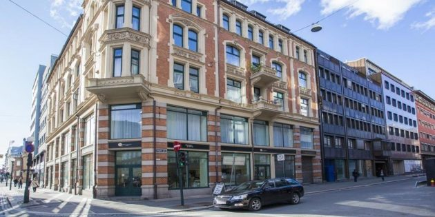Saga Poshtel Oslo Central, Осло, Норвегия