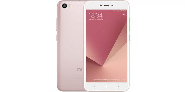 Бюджетные смартфоны: Xiaomi Redmi Note 5A