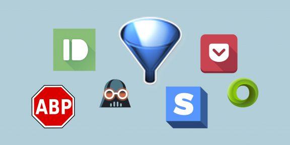20 расширений для браузера, которые решат кучу ваших проблем