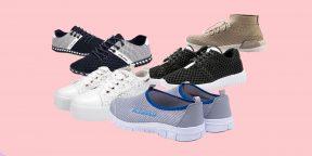 Летние кроссовки с AliExpress: 20 моделей с хорошими отзывами