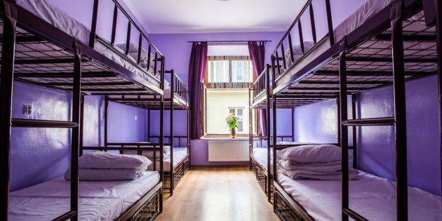 Pink Panthers Hostel, Краков, Польша