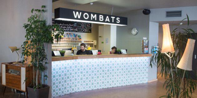 Wombats City Hostel, Вена, Австрия