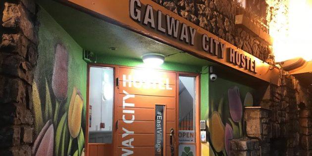 Galway City Hostel and Bar, Голуэй, Ирландия