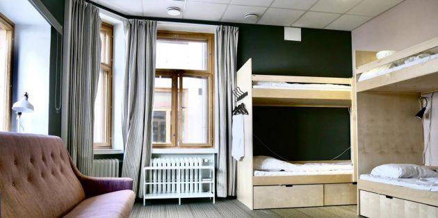 The Yard Hostel, Хельсинки, Финляндия
