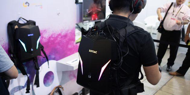 Zotac VR GO 2