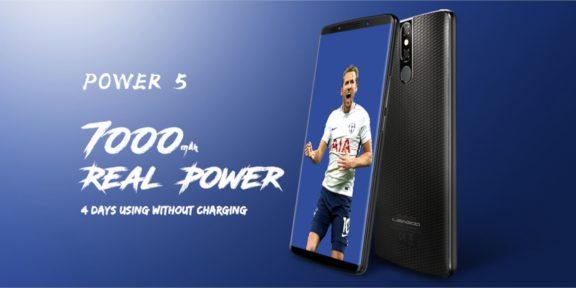 Новый смартфон из Китая работает 4 дня от батареи