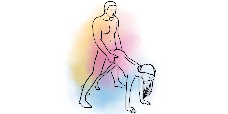 Позы секса для высоких людей