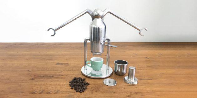 Cafelet Robot