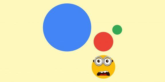 Что делать, если Google Assistant не работает