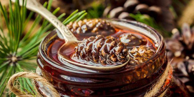 Как приготовить варенье из шишек — полезный десерт с лесным ароматом