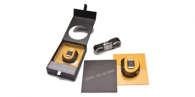 Часы-будильник: комплектация