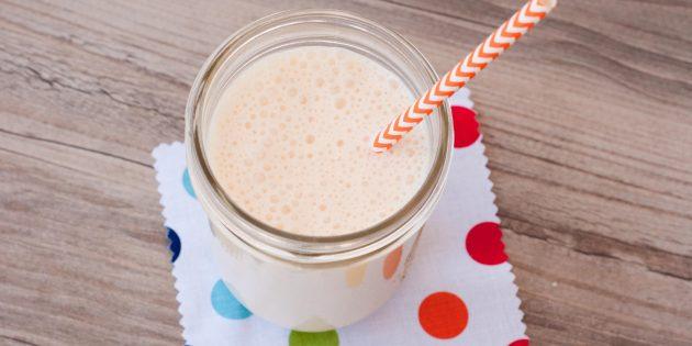 Как делать протеиновые коктейли в домашних условиях: Фруктовый коктейль с мёдом