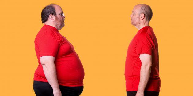 Как я сбросил 18 кг после 50 лет, и что делать, если вы тоже хотите похудеть