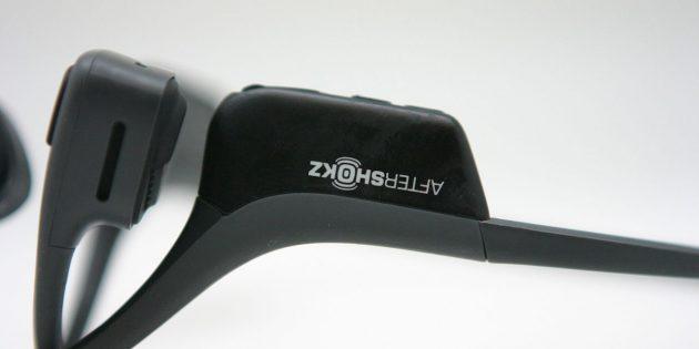 Наушники с костной проводимостью звука AfterShokz Trekz Air