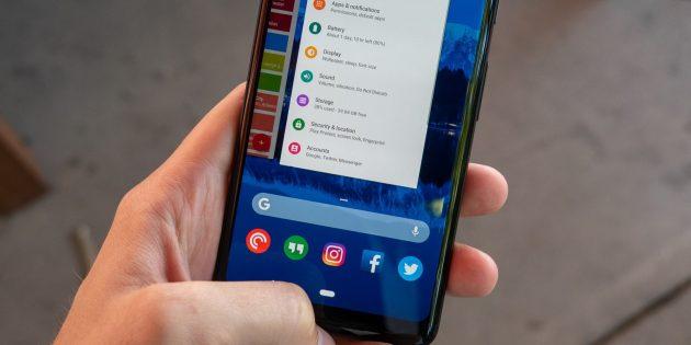 Android P. Новая система управления